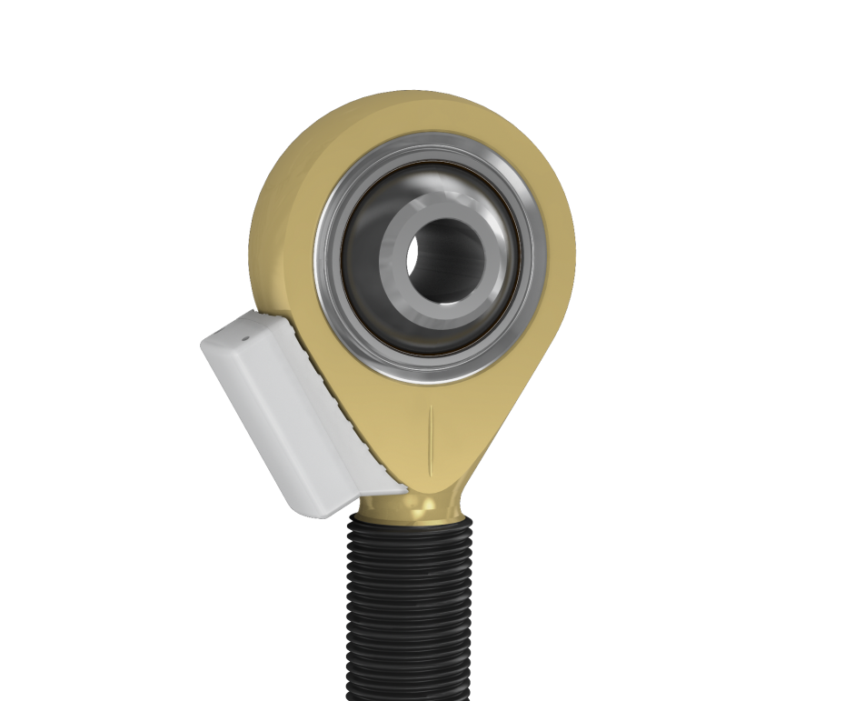 INVINSYS® Rod End Bearing with Wear Sensor