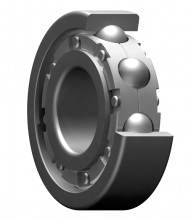 Metric series ball bearing