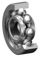 Metric R series ball bearing